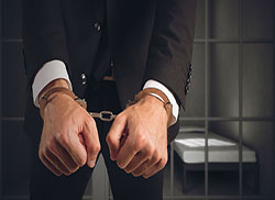 Insolvency white collar crime